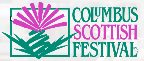 columbus scottish festival logo